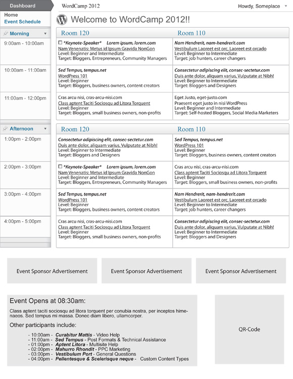 Event program template microsoft word maxwellsz