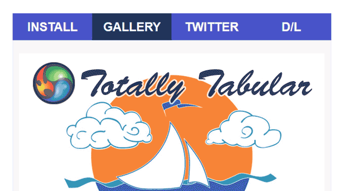 totally tabular wordpress plugin